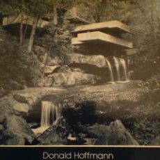 Libros de segunda mano: FRANK LLOYD. FALLINGWATER. THE HOUSE AND ITS HISTORY. DOVER PUBLICATIONS. NUEVA YORK. 1978. Lote 109198595