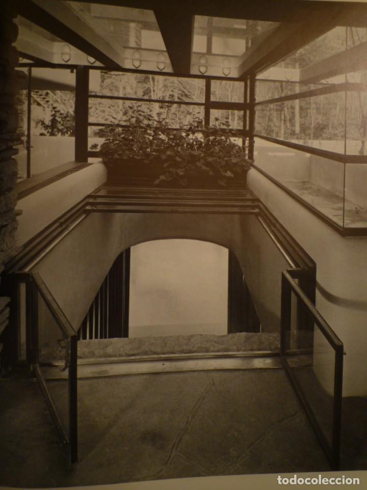 Libros de segunda mano: FRANK LLOYD. FALLINGWATER. THE HOUSE AND ITS HISTORY. DOVER PUBLICATIONS. NUEVA YORK. 1978 - Foto 6 - 109198595