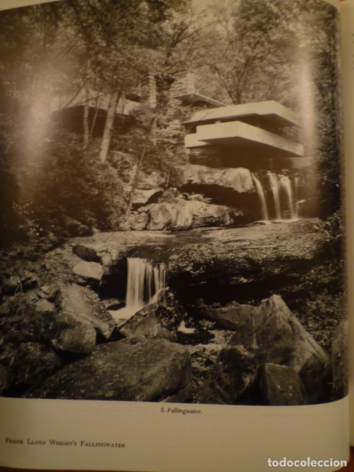 Libros de segunda mano: FRANK LLOYD. FALLINGWATER. THE HOUSE AND ITS HISTORY. DOVER PUBLICATIONS. NUEVA YORK. 1978 - Foto 10 - 109198595