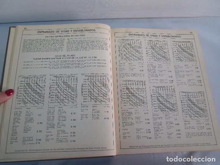 Libros de segunda mano: ESTANDARES GRAFICOS DE ARQUITECTURA. RAMSEY - SLEEPER. U. TIPOGRAFICA EDITORIAL HISPANO AMERICA 1962 - Foto 9 - 109542607