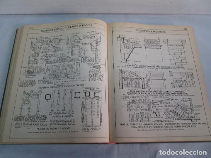 Libros de segunda mano: ESTANDARES GRAFICOS DE ARQUITECTURA. RAMSEY - SLEEPER. U. TIPOGRAFICA EDITORIAL HISPANO AMERICA 1962 - Foto 11 - 109542607