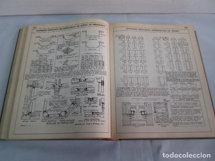 Libros de segunda mano: ESTANDARES GRAFICOS DE ARQUITECTURA. RAMSEY - SLEEPER. U. TIPOGRAFICA EDITORIAL HISPANO AMERICA 1962 - Foto 12 - 109542607