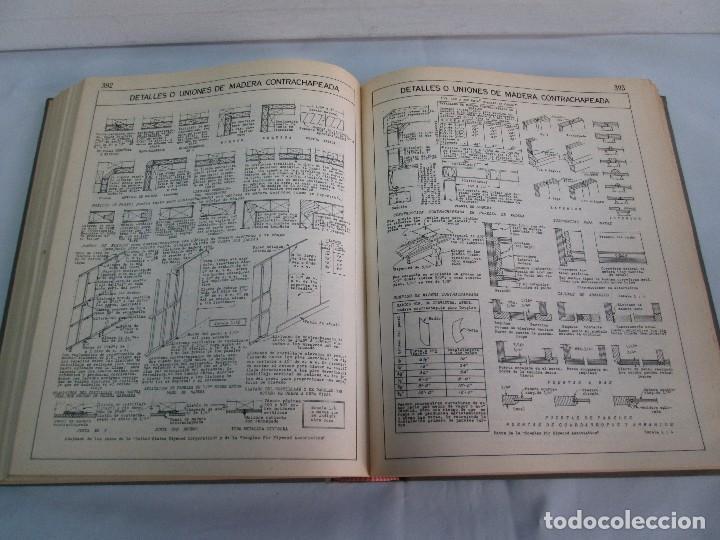 Libros de segunda mano: ESTANDARES GRAFICOS DE ARQUITECTURA. RAMSEY - SLEEPER. U. TIPOGRAFICA EDITORIAL HISPANO AMERICA 1962 - Foto 13 - 109542607