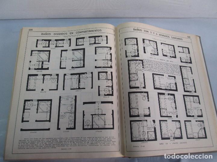 Libros de segunda mano: ESTANDARES GRAFICOS DE ARQUITECTURA. RAMSEY - SLEEPER. U. TIPOGRAFICA EDITORIAL HISPANO AMERICA 1962 - Foto 17 - 109542607