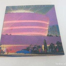 Libros de segunda mano: ARQUITECTURA NUEVA YORK NEW YORK SOLOMON GUGGENHEIM MUSEUM MUSEO FRANK LLOYD WRIGHT. Lote 110087907