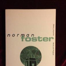 Libros de segunda mano: NORMAN FOSTER - OBRAS Y PROYECTOS - GUSTAVO GILI 1995. Lote 110429770