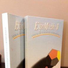 Libros de segunda mano: EXPOMUEBLE /11 ANNUAL OF FORNITURE INTERNATIONS /2 - ATRIUM. Lote 111348203