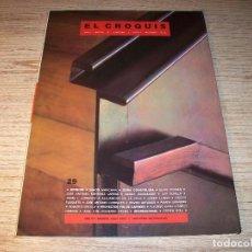 Libros de segunda mano: REVISTA ARQUITECTURA EL CROQUIS Nº 29 - MADRID 1987. Lote 111504115