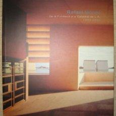 Libros de segunda mano: RAFAEL MONEO. DE LA FUNDACIÓ A LA CATEDRAL DE LOS ÁNGELES (1990-2002). Lote 111634103