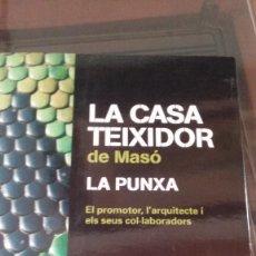 Libros de segunda mano: LA CASA TEIXIDO LA PUNXA. Lote 111802623