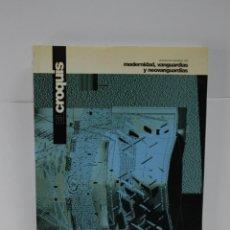 Libros de segunda mano: EL CROQUIS 76 MODERNIDAD, VANGUARDIAS Y NEOVANGUARDIAS - ARQUITECTURA ESPAÑOLA. Lote 286939918
