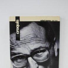 Libros de segunda mano: EL CROQUIS 64 RAFAEL MONEO RAFAEL MONEO 1990 1994 ARQUITECTURA. Lote 187117187