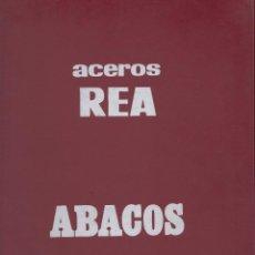 Libros de segunda mano: ÁBACOS PARA LA DETERMINACIÓN DE ARMADURAS EN SECCIONES DE HORMIGÓN. Lote 112087239