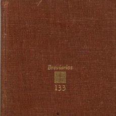 Libros de segunda mano: LOUIS RÉAU / EL ARTE RUSO / FCE BREVIARIO 133 / EDIC. LIMITADA A 10.000 EJEMPLARES. Lote 112108575