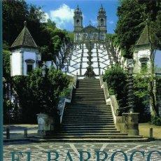 Libros de segunda mano: EL BARROCO ARQUITECTURA . ESCULTURA - PINTURA. Lote 113142143