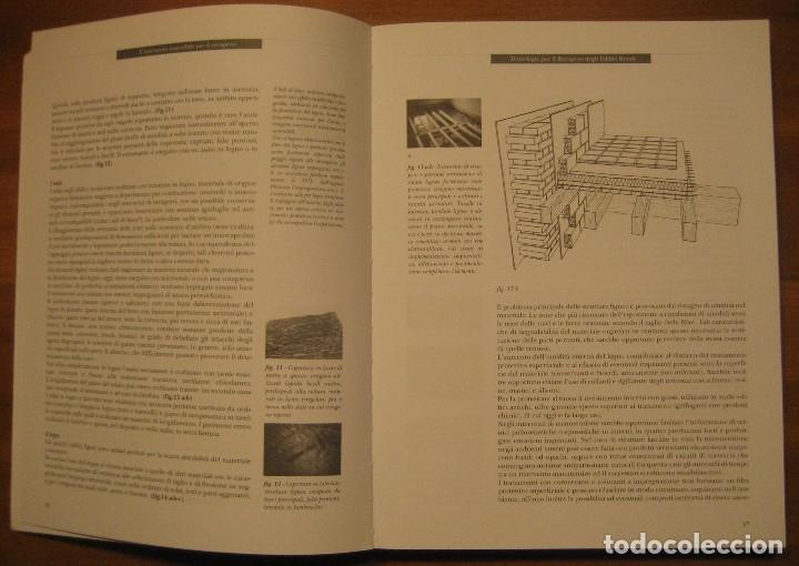 Libros de segunda mano: TECNOLOGIE PER IL RECUPERO DEGLI EDIFICI RURALI. ESPERIENZE IN EMILIA ROMAGNA. - Foto 4 - 113952495