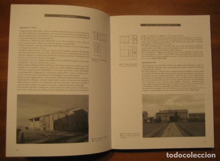 Libros de segunda mano: TECNOLOGIE PER IL RECUPERO DEGLI EDIFICI RURALI. ESPERIENZE IN EMILIA ROMAGNA. - Foto 5 - 113952495