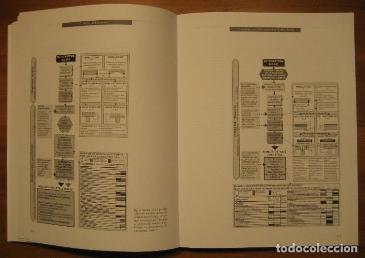 Libros de segunda mano: TECNOLOGIE PER IL RECUPERO DEGLI EDIFICI RURALI. ESPERIENZE IN EMILIA ROMAGNA. - Foto 9 - 113952495
