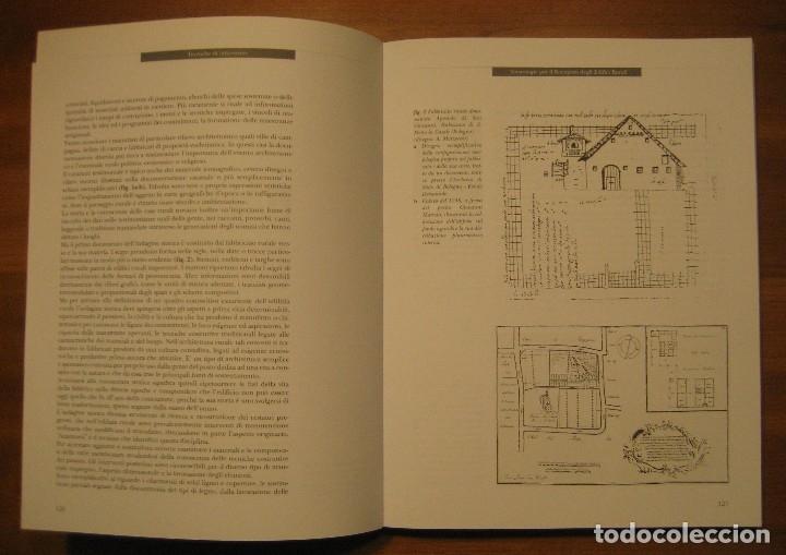 Libros de segunda mano: TECNOLOGIE PER IL RECUPERO DEGLI EDIFICI RURALI. ESPERIENZE IN EMILIA ROMAGNA. - Foto 10 - 113952495