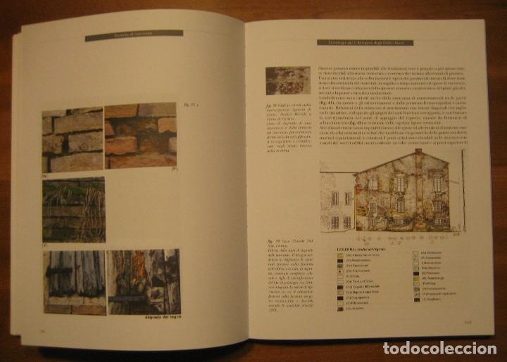 Libros de segunda mano: TECNOLOGIE PER IL RECUPERO DEGLI EDIFICI RURALI. ESPERIENZE IN EMILIA ROMAGNA. - Foto 11 - 113952495