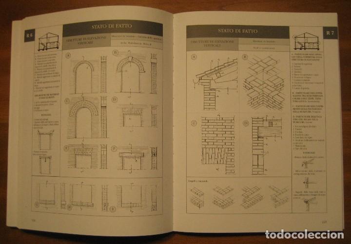 Libros de segunda mano: TECNOLOGIE PER IL RECUPERO DEGLI EDIFICI RURALI. ESPERIENZE IN EMILIA ROMAGNA. - Foto 14 - 113952495