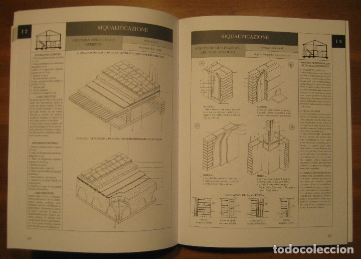Libros de segunda mano: TECNOLOGIE PER IL RECUPERO DEGLI EDIFICI RURALI. ESPERIENZE IN EMILIA ROMAGNA. - Foto 17 - 113952495