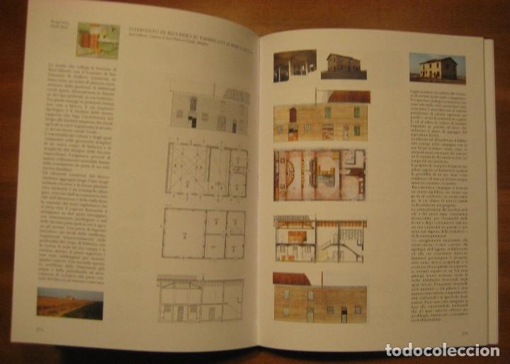 Libros de segunda mano: TECNOLOGIE PER IL RECUPERO DEGLI EDIFICI RURALI. ESPERIENZE IN EMILIA ROMAGNA. - Foto 18 - 113952495