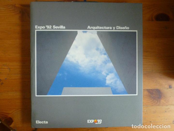 Libros de segunda mano: Expo'92 Sevilla: arquitectura y diseño VV. AA Publicado por Electa. (1992) - Foto 3 - 114173911