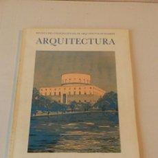 Libros de segunda mano: ARQUITECTURA 229 (COAM) REVISTA ABRIL 1981 GUNAR ASPLUD. Lote 114499011