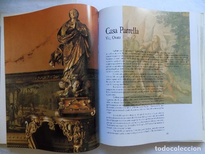 Libros de segunda mano: LIBRERIA GHOTICA. ORIOL PI DE CABANYES. CASES SENYORIALS DE CATALUNYA. 1990. FOLIO. MUY ILUSTRADO - Foto 3 - 114641659