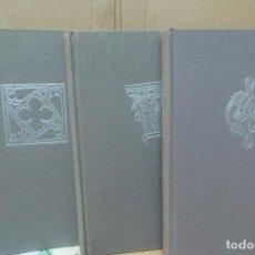 Libros de segunda mano: LAS CATEDRALES DE ESPAÑA. EDITORIAL GUSTAVO GILI. GEORGES PILLEMENT. MUY BUEN ESTADO. Lote 114995119