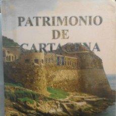 Libros de segunda mano: PATRIMONIO DE CARTAGENA II, DE CAYETANO TORNEL Y JOSÉ RUBIO. Lote 115200440