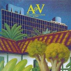 Libros de segunda mano: AV MONOGRAFÍAS 013 AMERICA SUR .- ARQUITECTURA - ESPAÑOL/ INGLÉS. Lote 115444543