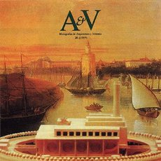 Libros de segunda mano: AV MONOGRAFÍAS 020 SEVILLA 1992 EXPO .- ARQUITECTURA - ESPAÑOL/ INGLÉS. Lote 115444743