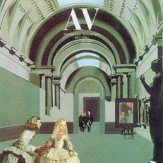 Libros de segunda mano: AV MONOGRAFÍAS 62 MUSEO DEL PRADO - ARQUITECTURA - ESPAÑOL/ INGLÉS. Lote 115446355