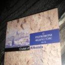 Libros de segunda mano: PATRIMONI ARQUITECTONIC DE LA CIUTAT D´ ALBAIDA.2004, VV.AA.-RUSTICA SOLAPA,302PP.,28X23, 90076. Lote 116089983
