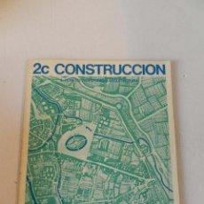 Libros de segunda mano: 2C CONSTRUCCIÓN DE LA CIUDAD N 12 IL VENETO : TERRITORIO Y ARQUITECTURA. Lote 116535019