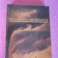 Libros de segunda mano: OVIEDO. LA FORMACIÓN DE LA CIUDAD BURGUESA 1850-1950. SERGIO TOMÉ. 1988. Lote 116588707