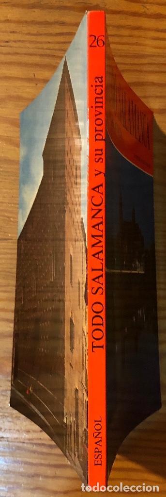 Libros de segunda mano: TODO SALAMANCA Y SU PROVINCIA(38€) - Foto 2 - 117237619