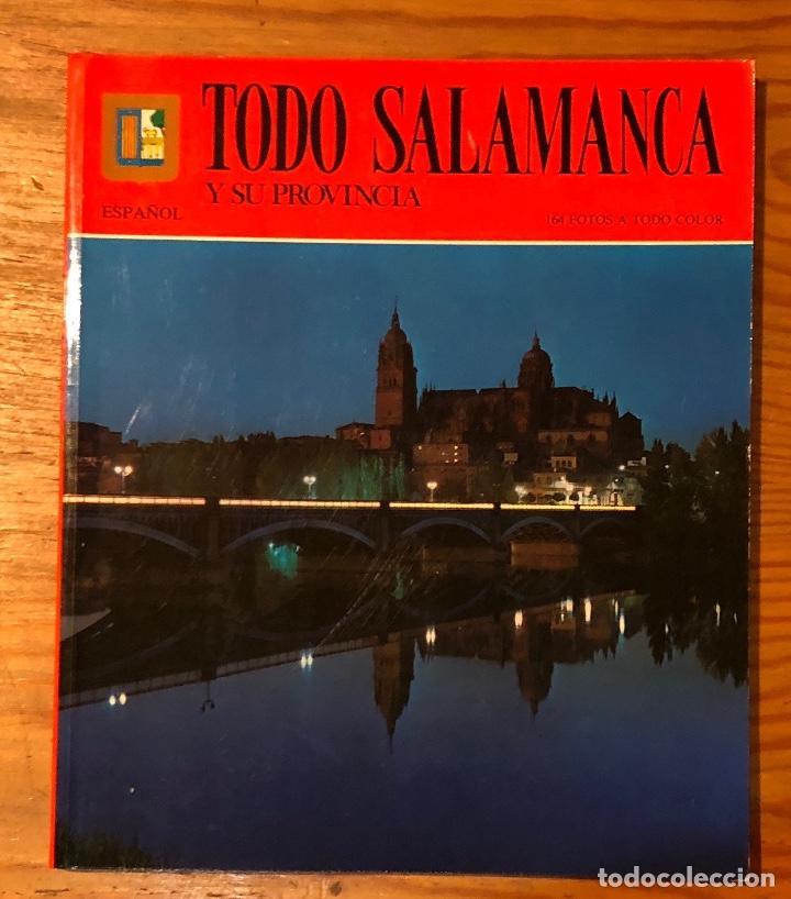 Libros de segunda mano: TODO SALAMANCA Y SU PROVINCIA(38€) - Foto 3 - 117237619