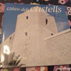 Libros de segunda mano: ESPECTACULAR LLIBRE DELS CASTELLS DE LES BALEARS 2001 JOSEP MERINO SANTISTEBAN 2001 MALLORCA IBIZA... Lote 117995387