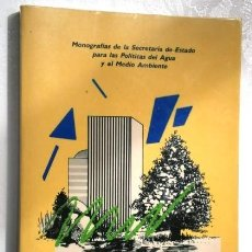 Libros de segunda mano: NATURALEZA EN LAS CIUDADES POR SUKOPP Y WERNER DE ED. MOPT EN MADRID 1991. Lote 118104195