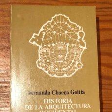 Libros de segunda mano: HISTORIA DE LA ARQUITECTURA OCCIDENTAL /X. EL SIGLO XX. LAS FASES FINALES Y ESPAÑA2(29€). Lote 118657035