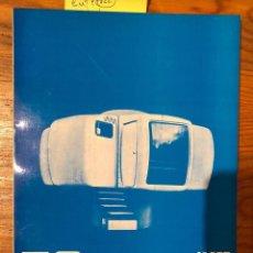 Libros de segunda mano: TA-TEMAS DE ARQUITECTURA Y URBANISMO-1970-5NºS(40€). Lote 118949295