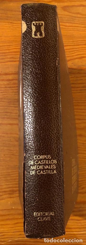 Libros de segunda mano: Corpus de Castillos Medievales de Castilla(39€) - Foto 2 - 119485143