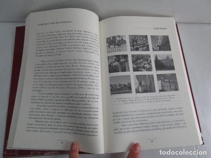 Libros de segunda mano: CONVERSAS A VOLTA DOS CONVENTOS. VIRGINIA FROIS. CASA DO SUL EDITORA. 2002. VER FOTOGRAFIAS - Foto 13 - 119498783