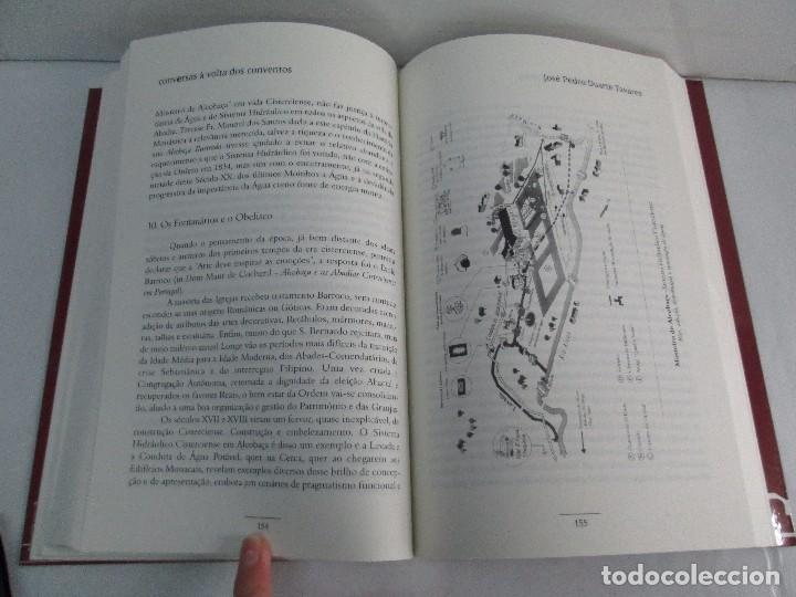 Libros de segunda mano: CONVERSAS A VOLTA DOS CONVENTOS. VIRGINIA FROIS. CASA DO SUL EDITORA. 2002. VER FOTOGRAFIAS - Foto 14 - 119498783