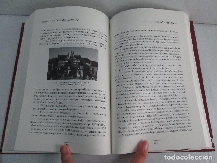 Libros de segunda mano: CONVERSAS A VOLTA DOS CONVENTOS. VIRGINIA FROIS. CASA DO SUL EDITORA. 2002. VER FOTOGRAFIAS - Foto 15 - 119498783