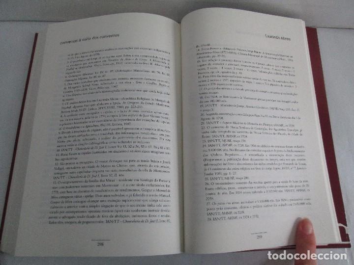 Libros de segunda mano: CONVERSAS A VOLTA DOS CONVENTOS. VIRGINIA FROIS. CASA DO SUL EDITORA. 2002. VER FOTOGRAFIAS - Foto 16 - 119498783