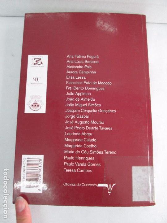 Libros de segunda mano: CONVERSAS A VOLTA DOS CONVENTOS. VIRGINIA FROIS. CASA DO SUL EDITORA. 2002. VER FOTOGRAFIAS - Foto 17 - 119498783